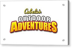 Cabela's Outdoor Adventures Acrylic Print
