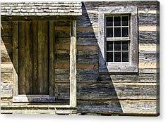 Cabin Door 02 Acrylic Print