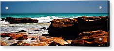 Cable Beach Broome Acrylic Print by Phill Petrovic