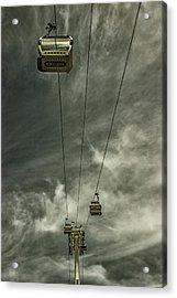 Cable Car Acrylic Print