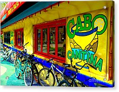 Cabo Cantina - Balboa Acrylic Print