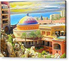 Cabo Condo Acrylic Print