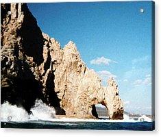 Cabo San Lucas Arch Acrylic Print by Will Borden