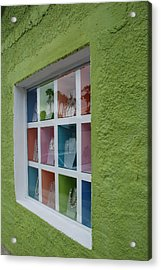 Cabo Window Acrylic Print