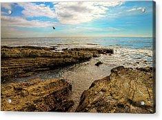 Cabrillo Beach San Pedro California Acrylic Print