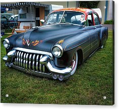 Caddy Custom Acrylic Print