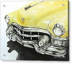 Caddy Acrylic Print