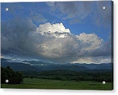 Cades Cloud Acrylic Print