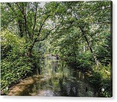 Cades Creek Acrylic Print