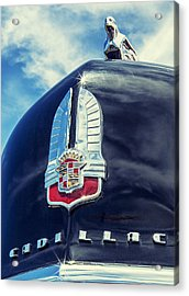 Acrylic Print featuring the photograph Cadillac by Caitlyn Grasso