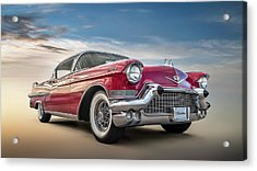 Acrylic Print featuring the digital art Cadillac Jack by Douglas Pittman