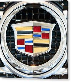 Cadillac Quality Acrylic Print