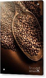 Cafe Aroma Art Acrylic Print by Jorgo Photography - Wall Art Gallery