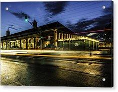 Cafe Du Monde, New Orleans, Louisiana Acrylic Print