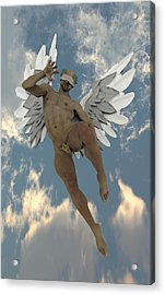 Caipirinha Angel Acrylic Print