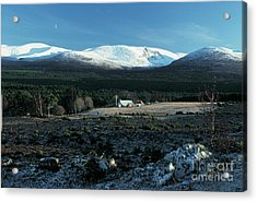 Cairngorm Mountains From Whitewell Acrylic Print