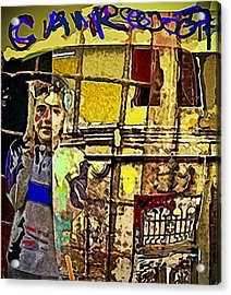 Cairo 07 Acrylic Print by Noredin Morgan