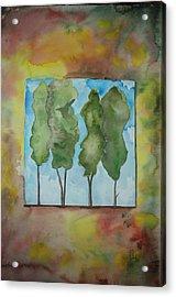 Caitlin Acrylic Print