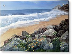 California Dreaming Acrylic Print