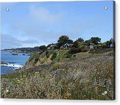 California Headlands Acrylic Print