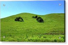 California Hills Acrylic Print