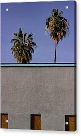 California Rooftop Acrylic Print