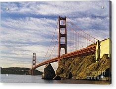 California, San Francisco Acrylic Print by Larry Dale Gordon - Printscapes