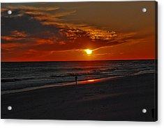 California Sun Acrylic Print by Susanne Van Hulst
