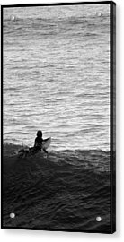 California Surfing Acrylic Print