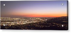 Californian Sunset Acrylic Print