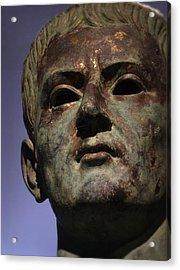 Caligula Acrylic Print by Nadalyn Larsen