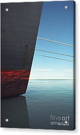Call Of The Distant Shores Acrylic Print by Marc Nader