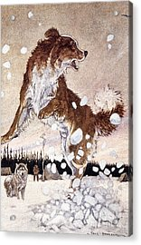 Call Of The Wild Acrylic Print by Granger