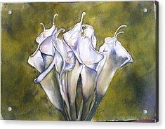 Callas 2 Acrylic Print