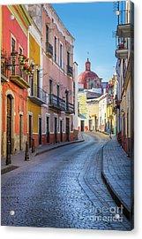 Calle Bonita Acrylic Print