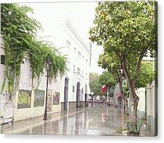 Callejon Amor, Ponce, Puerto Rico Acrylic Print
