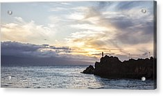 Calling From Maui Acrylic Print