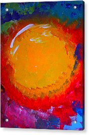 Calling Souls Acrylic Print by Zachary Wennstedt