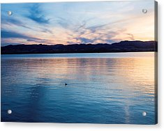 Calm Waters Acrylic Print