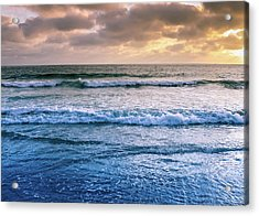 Acrylic Print featuring the photograph Calming by Alison Frank