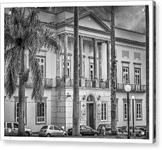 Camara Municipal De Vassouras-rj Acrylic Print