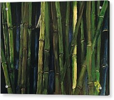 Cambodia, 1968 Acrylic Print by Nick Young