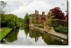 Cambridge Serenity Acrylic Print