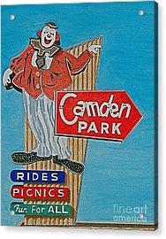 Camden Park Acrylic Print