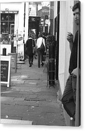 Camden Passage Acrylic Print