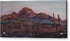Camelback Mountain Acrylic Print