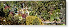 Acrylic Print featuring the photograph Camelot Castle, Basket Range by Bill Robinson