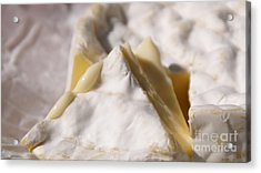 Acrylic Print featuring the photograph Camembert by Louise Fahy