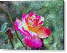 Cameo Acrylic Print