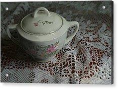 Camilla's Sugar Bowl Acrylic Print